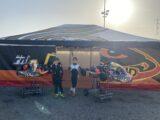Winter Test South Garda Karting first day